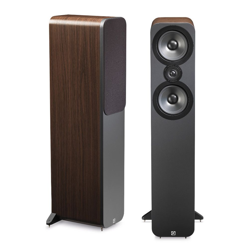 Q-ACOUSTICS 3050 WALNUT