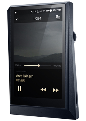 ASTELL & KERN DIGITAL PLAYER AK-300