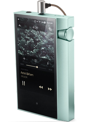 ASTELL & KERN DIGITAL PLAYER AK-70