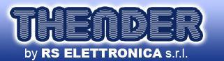 Risultati immagini per thender logo
