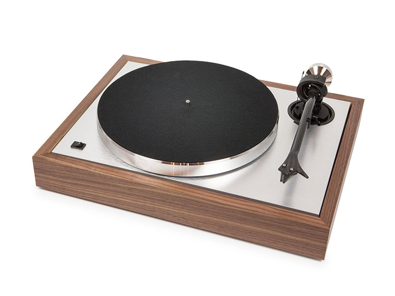 PRO-JECT THE CLASSIC WALNUT 2MSILVER